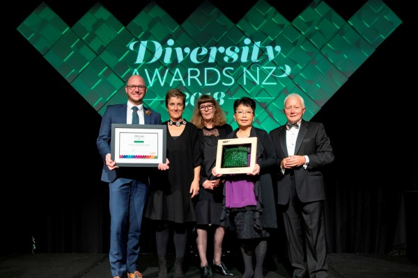 Waitemata DHB Celebrates 2018 Diversity Awards Win